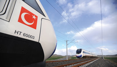 Turkey to develop High-speed rail network