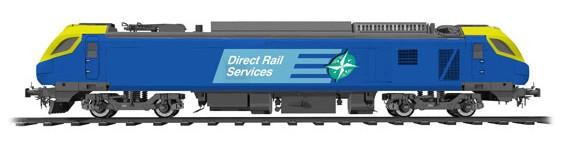 Dual Mode locomotive