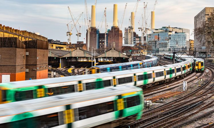 Rail suppliers central to delivering a better rail network in the future