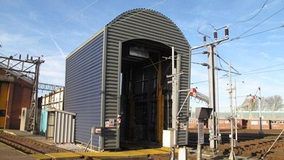 UK second predictive maintenance TrainScanner enters operation