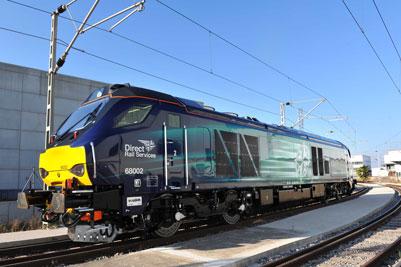 UKLIGHT locomotives