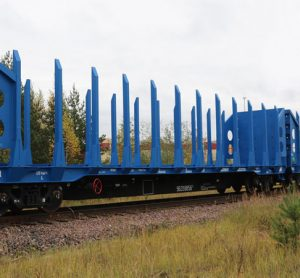United Wagon Company signs additional flat car agreement with Dessa