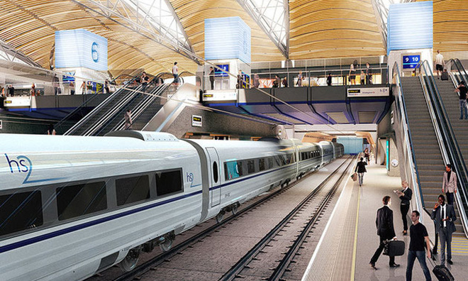 HS2 independent assessment services contract has been awarded