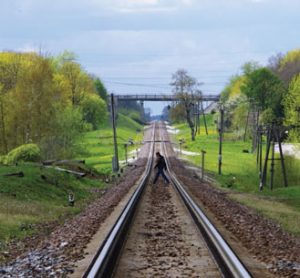 Upholding high safety levels on the Estonian railway network