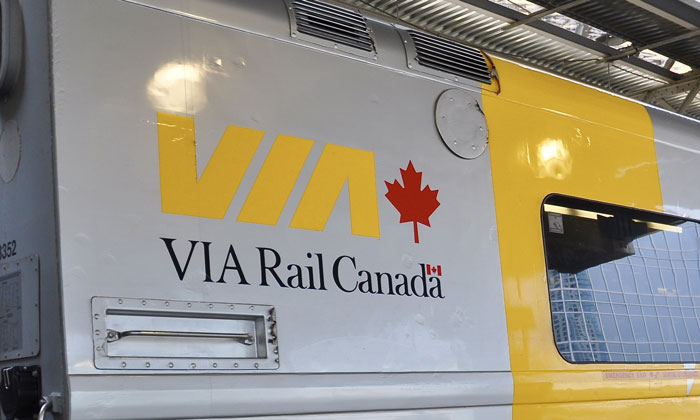 VIA Rail Canada $54 million accessibility contract has been awarded to Bombardier