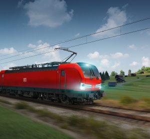 Deutsche Bahn signs framework for 100 locomotives