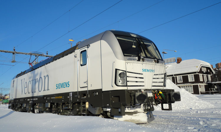 Railsystems RP GmbH orders two Vectron Dual Mode trains from Siemens
