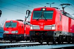 Vectron at DB Schenker Rail Polska