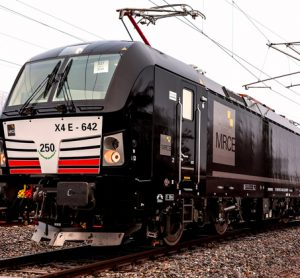 Mitsui Rail Capital Europe (MRCE) orders 30 Vectron locomotives