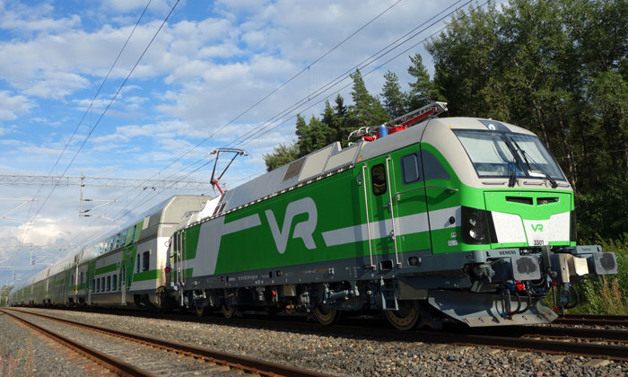 Danish State Railways will receive 26 Vectron locomotives
