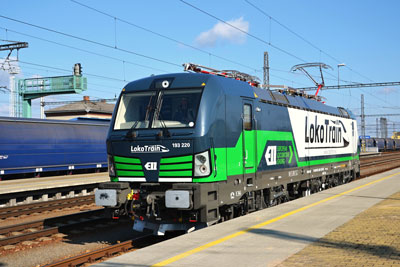 Vectron multi-system locomotives authorised in Czech Republic and Turkey