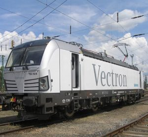 Lokomotion orders Vectron multisystem locomotives