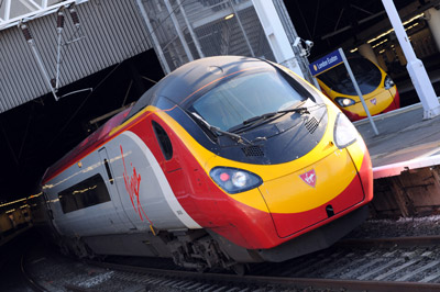 Virgin Trains and FirstGroup to compete on East Coast Main Line