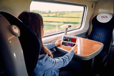 Virgin Trains unveils new on-board entertainment app for passengers