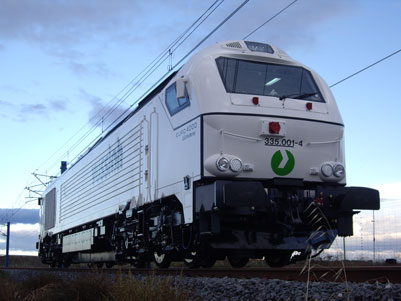 Vossloh España sells twelve EURO 4000 locomotives to operate in France