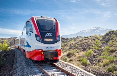 Vulcano DMU begins operation in Sicily