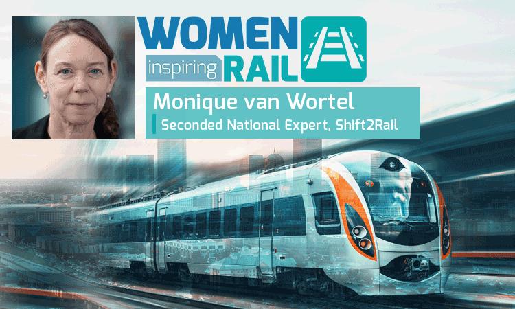 Women Inspiring Rail: A Q&A with Monique van Wortel, Shift2Rail