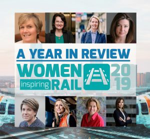 Women Inspiring Rail: A Year in Review