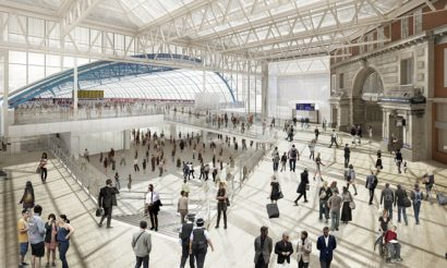Waterloo continues to top list of Britain's busiest stations