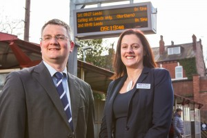 West Yorkshire stations to gain new Customer Information Screens