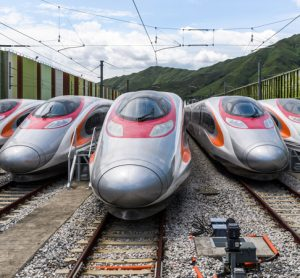 XRL high speed train