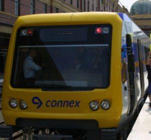 Alstom X'Trapolis Train