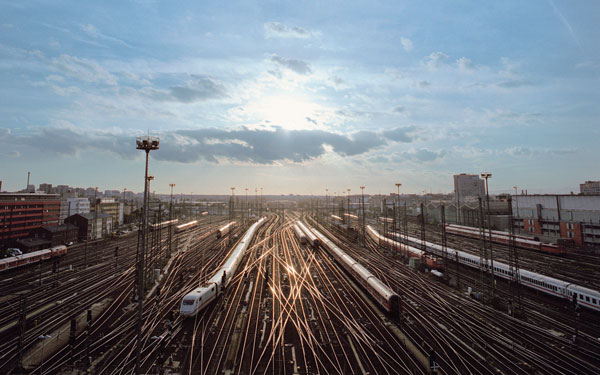 'Zukunft Bahn' – the future of railway