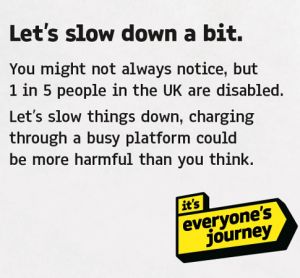 UK government launches public transport accessibility campaign
