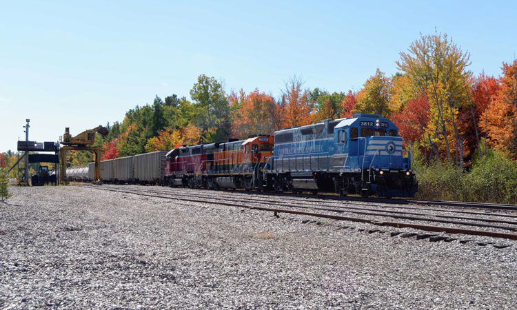 FTAI agrees for CP to acquire Central Maine and Quebec Railway