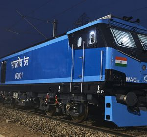 Most powerful all-electric 'Make In India' locomotive completed by Alstom