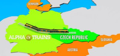 alpha trains czech republic