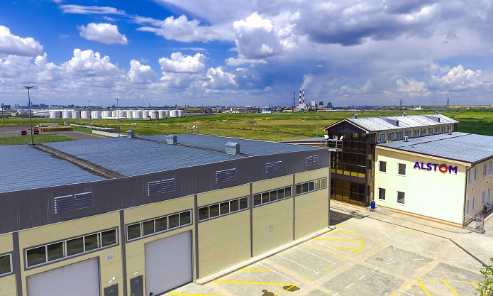 Alstom inaugurates first locomotive repairing centre in Kazakhstan