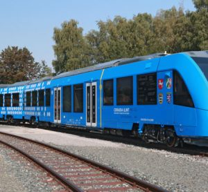 Alstom's hydrogen train wins the Europe 1 Mobility Trophy