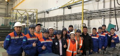 Alstom begins production of passenger locomotives in Kazakhstan