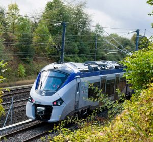 Alstom to supply 14 Coradia Polyvalent trains to two regions in France