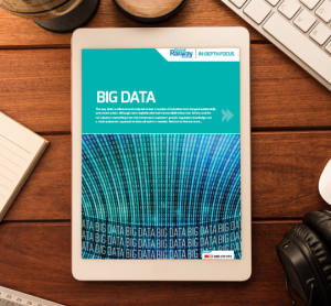 Big Data in rail In-Depth Focus cover 2018