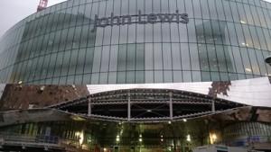 Birmingham New Street media eye