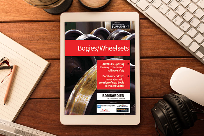 Bogies Wheelsets supplement 2 2013