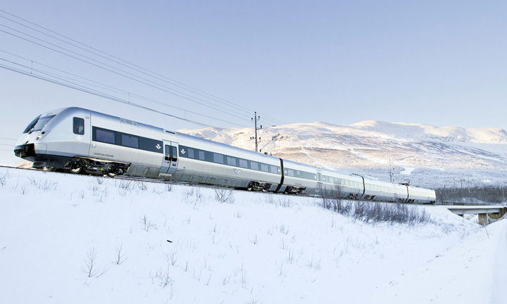 Bombardier's rail control solution approved for upcoming Swedish rail modernisation programme