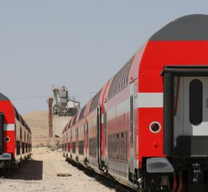 Bombardier to supply Israel Railways with 74 more double-decker coaches