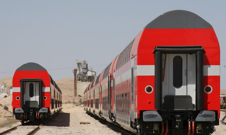 Bombardier to supply Israel Railways with 74 more double