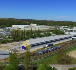 New test centre unveiled by Bombardier at Saxony site