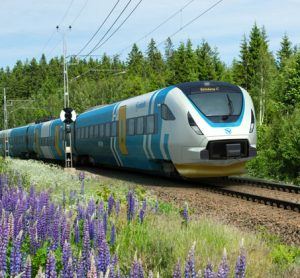Bombardier will provide 40 high-speed regional trains to Sweden