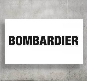 Bombardier company profile logo