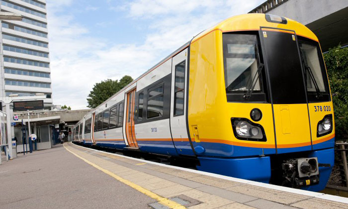 Bombardier secures contract extension to maintain trains for London Overground