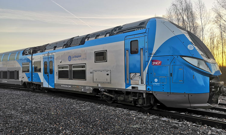 Bombardier to supply 19 additional Regio 2N regional trains to SNCF for the Auvergne-Rhône Alpes Region