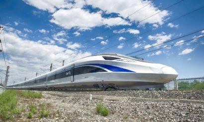 China standardised bullet trains enter passenger service
