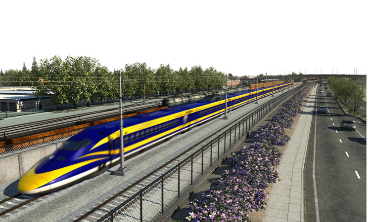California High-Speed Rail signs MoU with LA Metro for Link US project