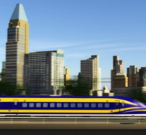 Video released showing progress of California high-speed rail project