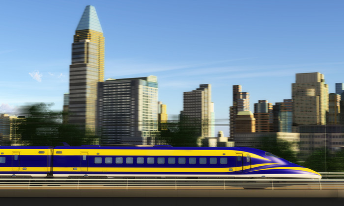 High-Speed Rail Authority appoints new CEO